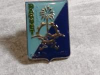 Pin's militaire DAGUET - Guerre du golf Koweit.