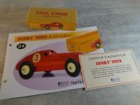 Dinky Toys Atlas Voitures - 23B Hotchkiss Auto de Course neuf sous blister 23B