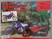 REVUE TECHNIQUE MOTO HONDA CBR 600 F / SUZUKI DR 750 / DR 800