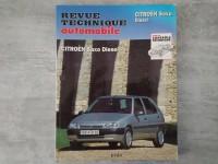 Revue technique Automobile Citroën Saxo diesel