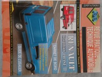 Revue technique Automobile  Renault express phase II