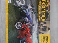 Livre REVUE MOTO TECHNIQUE SUZUKI DR 650 de 1990 à 1995 HONDA 750 vfr 81