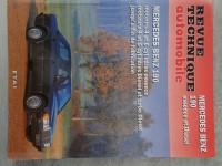 Revue technique automobile RTA MERCEDES BENZ 190 essence et diesel