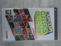 PSP - CAPCOM Classics collection
