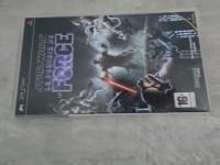 PSP - star wars  le pouvoir de la force - jeu vidéo