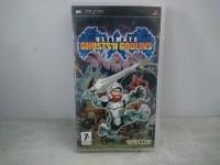 PSP - ultimate ghosts'n goblins - jeu vidéo - umd