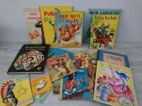 Lot de livres ancien jeunesse Peter Pan jumbo contes suzette perrault ...