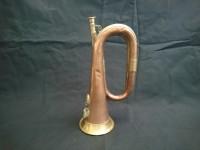 Clairon - cornet 23 royal welsh fusilliers avec son embouchure