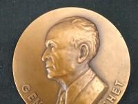 Médaille général Cochet (gabriel) résistance air 1915 -1940