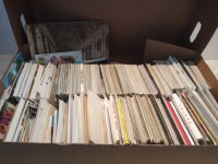 Lot de cartes postales principalement modernes.