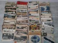Lot de cartes postales anciennes