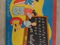 Abécédaire ABC en relief livre à système Vintage Pop Up Jo Zagula Ed Lucos