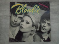 BLONDIE - EAT TO THE BEAT - Vinyl LP RECORD ALBUM - 33T