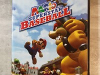 Nintenco gamecube MARIO superstar Baseball