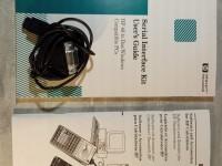 Serial interface kit HP 48 Hewlett Packard HP calculatrice calculette