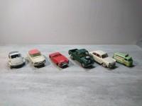 Lot de petites voitures collection Corgi TOYS Quiralu setta velam commer bottle float