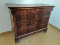 Commode ancienne 4 tiroirs