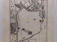 Carte AIX en Provence - document ancien