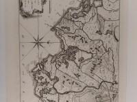 Carte Camargue - Grau du Roi Grau d'orgon - document ancien