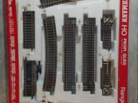 FLEISCHMANN HO professionnel- voies Manoeuvres - Set de triage 6191 avec  boîte